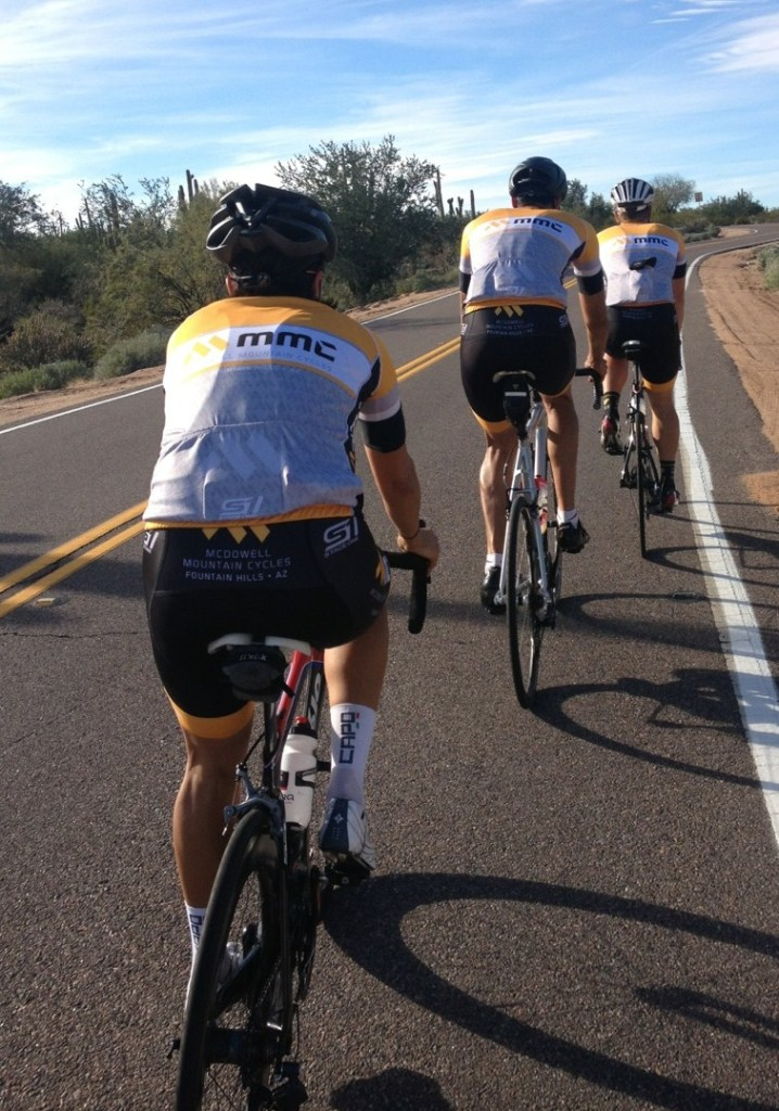 Fountain Hills Cycling Group Rides
