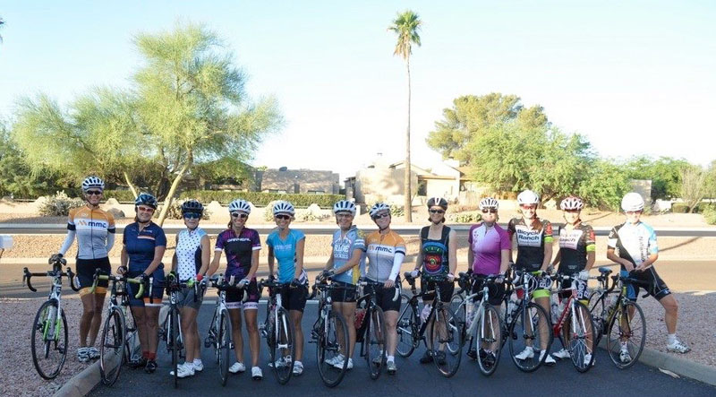 All Women's Summer Ride