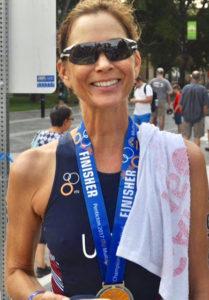 Zetta Armbruster at Duathlon World Championships