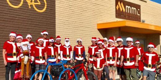 MMC Cycling Santas