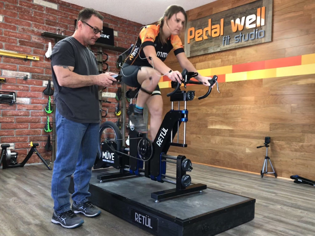 McDowell Mountain Cycles Pedal Well Fit Studio